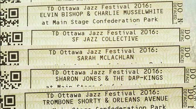 The Other Jazz Fest: Ottawa