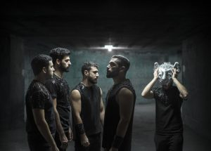 Mashrou's Leila at the Toronto Pride Festival