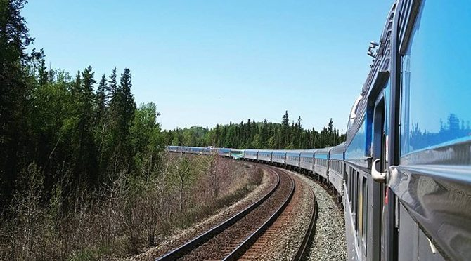 Why VIA Rail Took the COP 21 Pledge