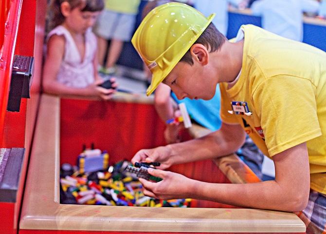 Activité à faire en famille : LEGOLAND à Toronto