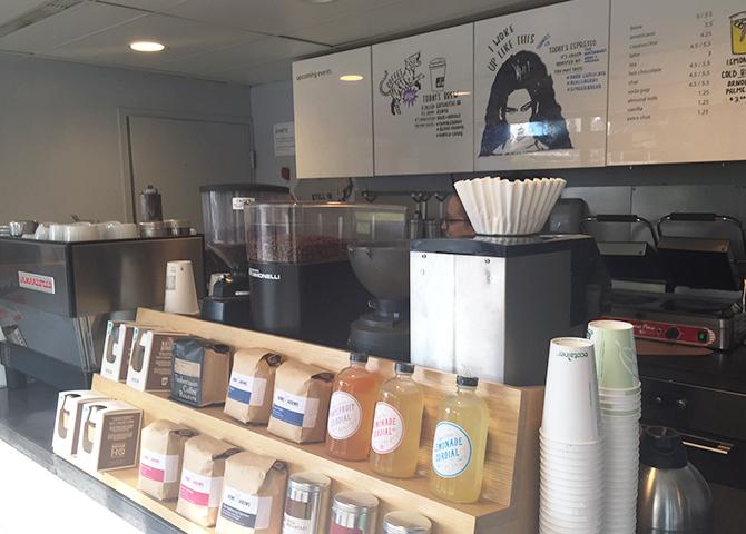 Quoi faire à Edmonton : Elm Café