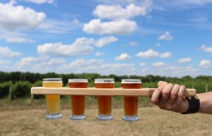 Essaim d'abeilles, Country Road Beer Company
