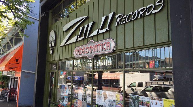 Zulu Records, Quoi faire à Vancouver pour vivre la vie d'un local