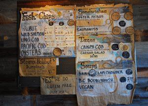 The Fish Counter, Quoi faire à Vancouver pour vivre la vie d'un local