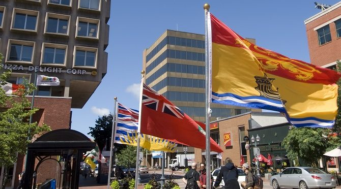 Moncton's Renaissance:  What To Do, Eat and See on Foot