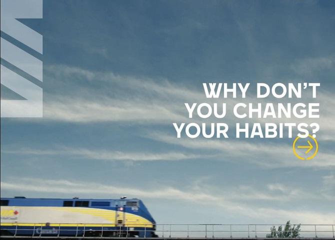 Green technology, VIA Rail news, Green initiative, Green transportation
