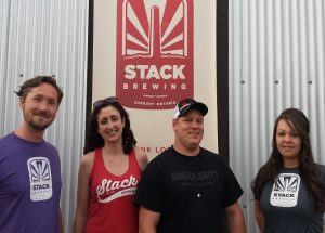 Stack Brewing Employees, What to do in Sudbury, Sudbury Canada