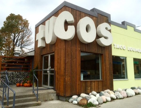 Tucos Tacos in the Donovan Neighbourhood, What to do in Sudbury, Sudbury Canada