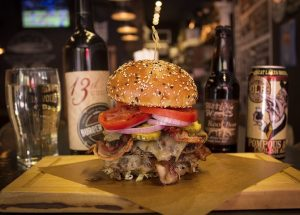 Burger from HAMBRGR, Things to do in Hamilton, City of Hamilton, Things to Do in Ontario