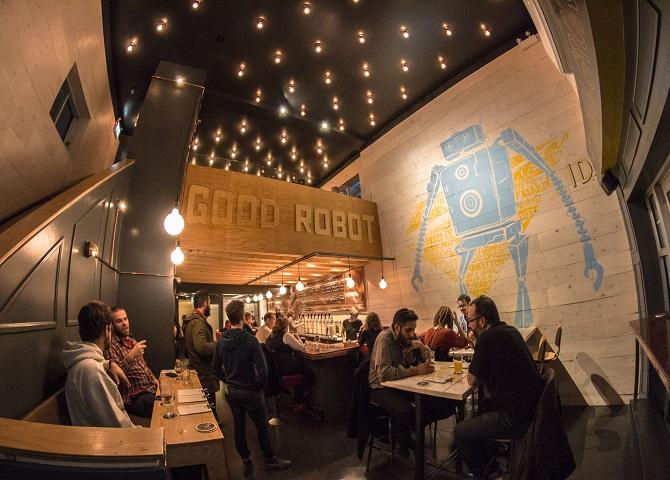 Brasserie Good Robot, guide touristique, sport d'hiver, Nouvelle-Écosse