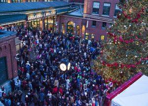 Christmas Market, Winter Fun