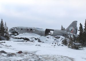 Miss Piggy, plane crash, Things to do in Churchill, Churchill, Manitoba