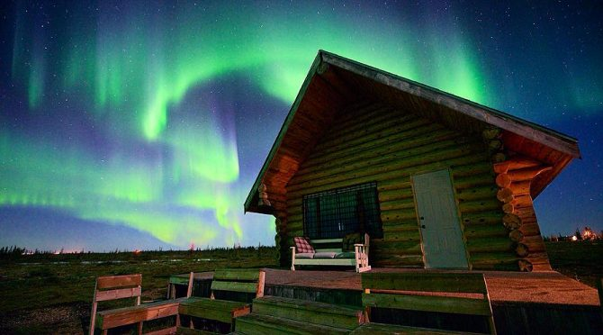 Churchill, Manitoba: Aurora and Art in the Sub-Arctic