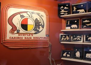 Caribou hair tuftings, an old art form in Manitoba, Things to do in Churchill, Churchill, Manitoba