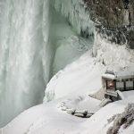 Niagara Falls en hiver : parfaite pour une virée entre copines
