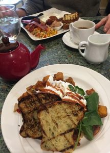 Brunch, pan chencho, Things to do in Kingston, Kingston Ontario