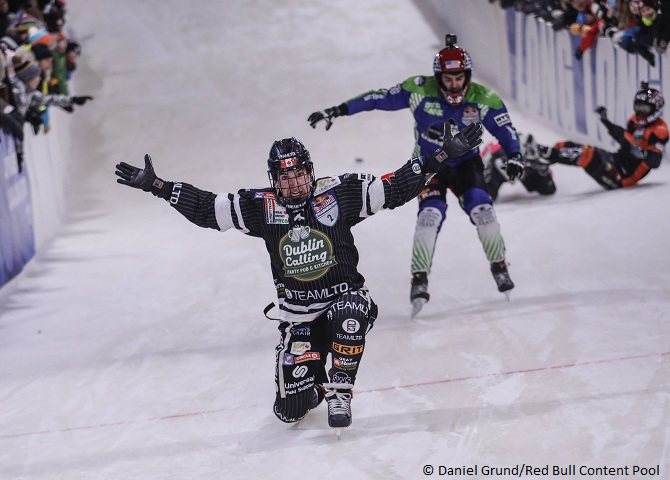 Scott Croxall, crashed ice, extreme sports