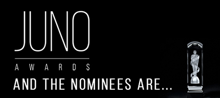 A week dedicated to the JUNO Awards