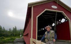 Fly fishing trip, Salmon fishing Canada, Restigouche river