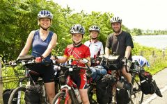 St Lawrence parks, Long sault parkway, Skywood eco adventure