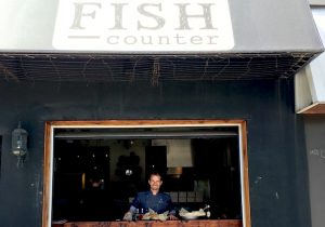Downtown Vancouver restaurants, Vancouver seafood, Sustainable seafood
