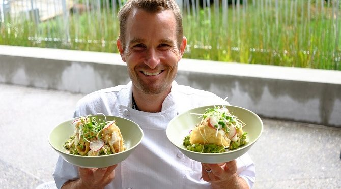 Vancouver Chef Ned Bell's Top Sustainable Seafood Spots