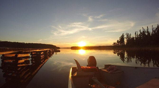 Things To Do Sioux Lookout, Sunset Country