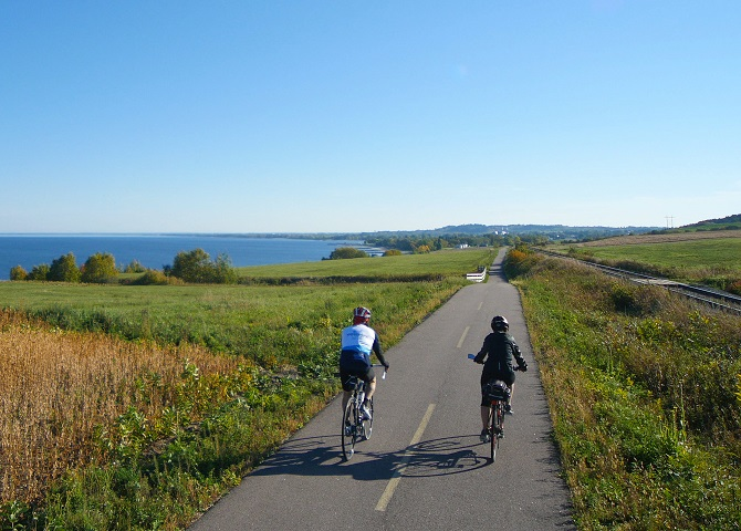 From East to West: The Best Bike Trails in Canada