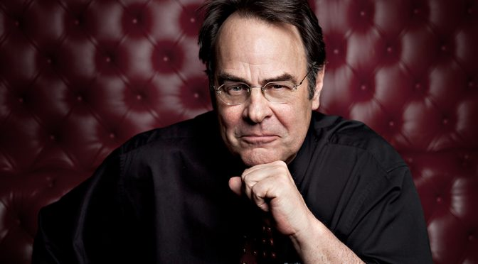Blues Brother On Board: Dan Aykroyd goes to Ottawa