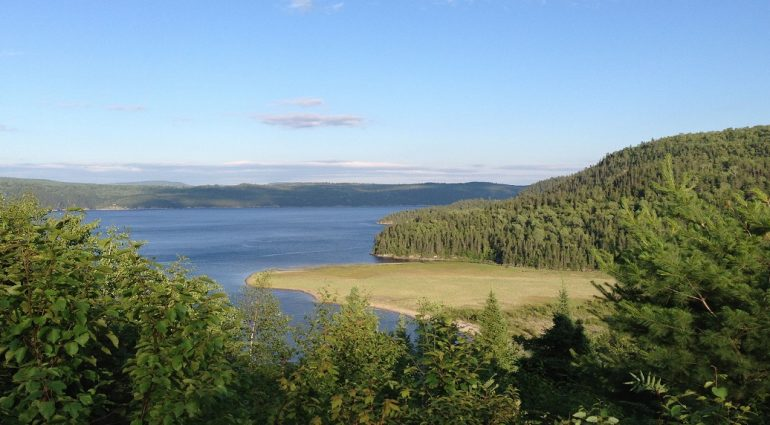 Discover the Saguenay region