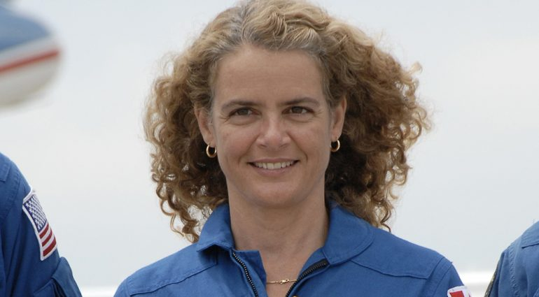 "Julie Payette: ""This is My Home, This is My Country"""