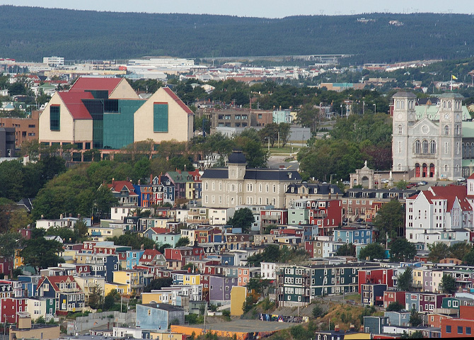 The Rooms, St. John's, Newfoundland