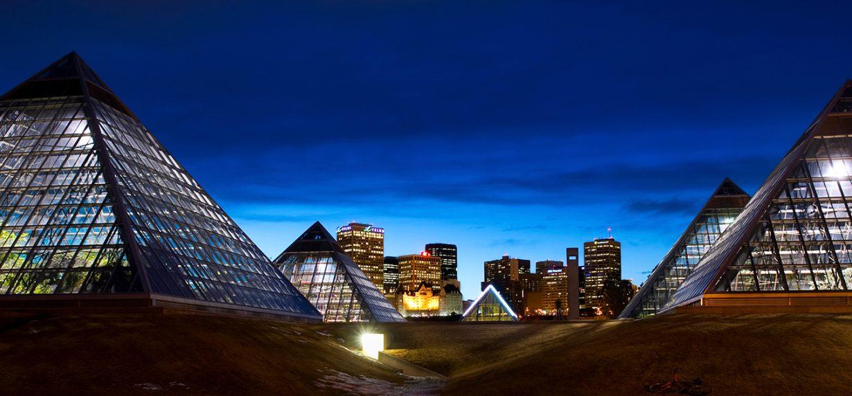 Muttart Conservatory, Edmonton, Alberta