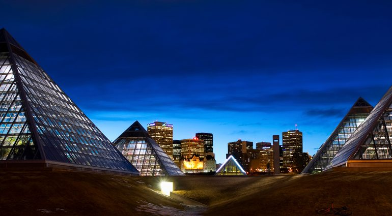 Edmonton: From the Top of the City to the End of the World