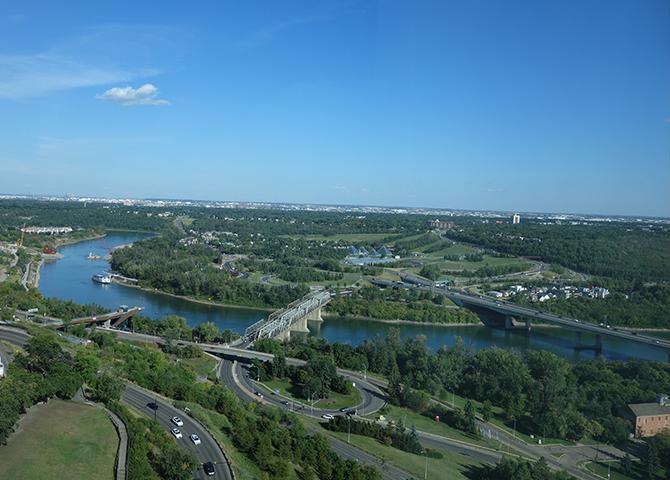 La Ronde, Edmonton, Alberta