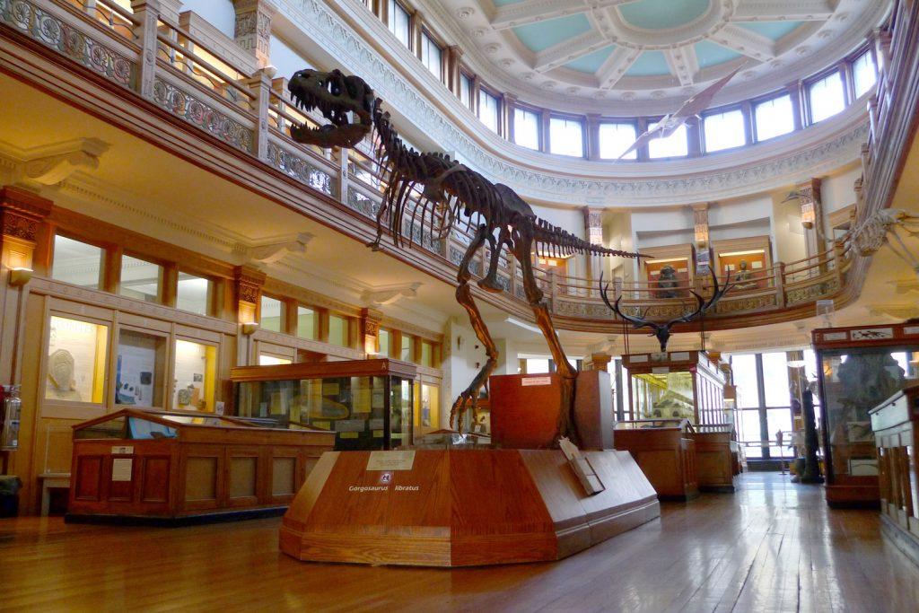 McGill's Redpath museum