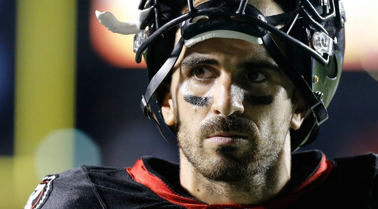 For Brad Sinopoli, Life in Ottawa is a Touchdown