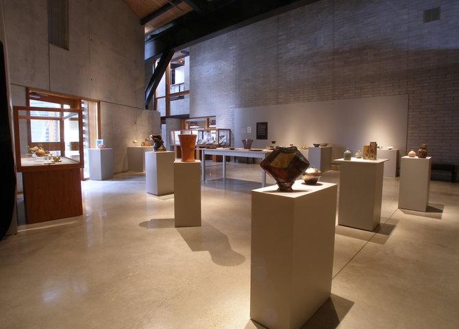 Le musée canadien de la poterie et du verre (©Explore Waterloo Region)