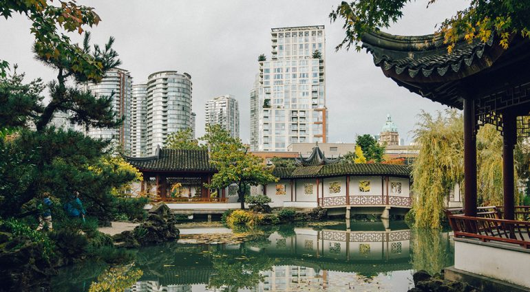 Walk your way through Vancouver's historic Chinatown