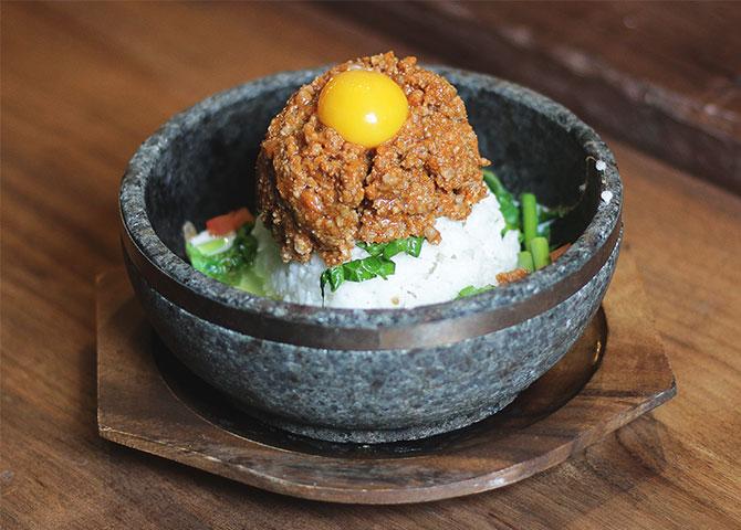 Un bol de miso porc ishiyaki (©Hapa Izakaya)