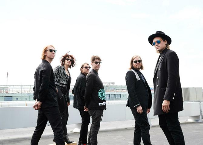 """Groupe """"indie"""" Arcade Fire est nominé pour un JUNO (© Mary Ellen Matthews)"""