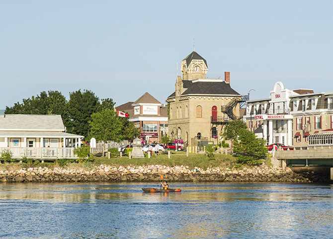 Promenade Waterfront (©Tourism New Brunswick)