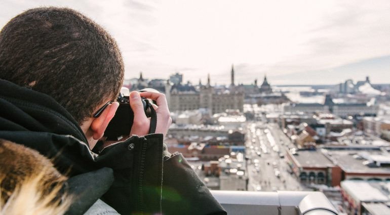 Photographing Ottawa with Passion Passport