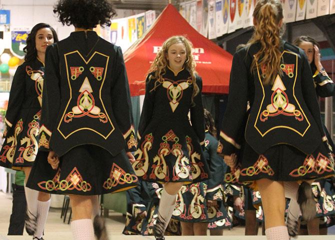 The annual Miramichi Irish Festival (©Tourism New Brunswick)
