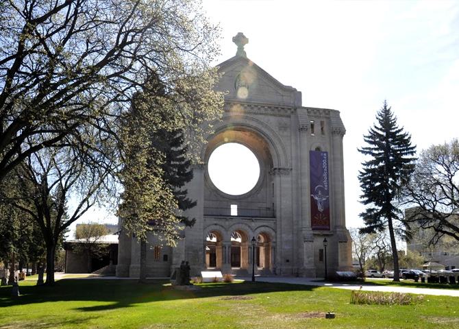 La cathédrale Saint-Boniface