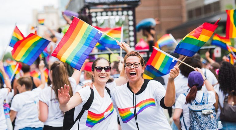 Celebrate Pride in Montreal and Ottawa