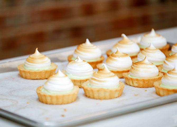 Offrez-vous une meringue à la pâtisserie Sugared and Spiced (© EEDC)