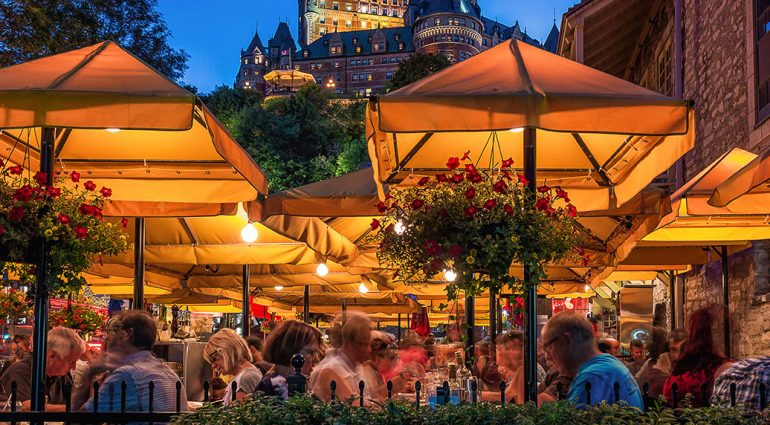 Journeying Through Quebec City's Changing Food Scene