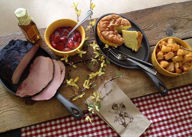 Essayez la cuisine traditionnelle québécoise au Au Petit Poucet (© Au Petit Poucet)