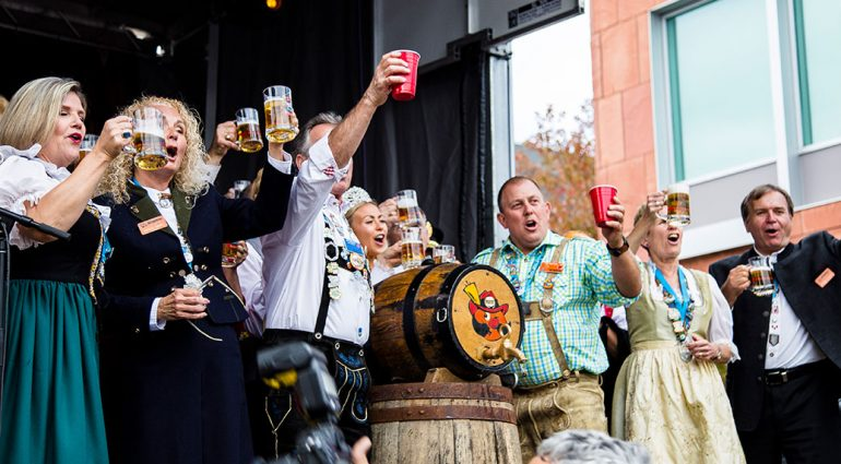 What to do in Kitchener-Waterloo during Oktoberfest